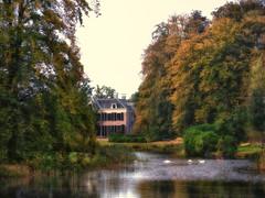 "Mansion on ""Schaep en Burgh"" estate"
