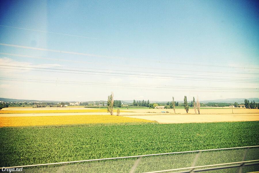 2016.10.16 | 看我的歐行腿| 夕陽西下更美麗的南法普羅旺斯古城,亞維儂 04