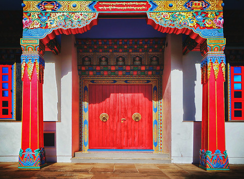 Templo Terra Pura de Padmasambava, Três Coroas/RS