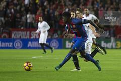 Sevilla FC 1 - 2 FC Barcelona