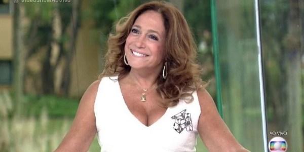 """Susana diz que Carolina Ferraz é do """"seu tempo"""", mas diferença é de 26 anos"""
