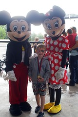 050LoughSunday2014JosephMickeyMouse