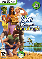 Les Sims Histoire de naufragés