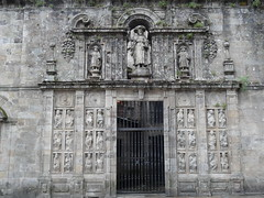 Exterior of the Puerta del Perdon