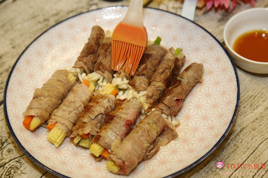 牛肉蔬菜捲,紅燒滷牛肉,螞蟻上樹,醬油,醬油食譜,高慶泉醬油 @VIVIYU小世界