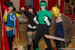 Motor City Comic Con A40
