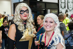 "Ms Marvel and Daenerys Targaryen SDCC 2014 • <a style=""font-size:0.8em;"" href=""http://www.flickr.com/photos/33121778@N02/14595547687/"" target=""_blank"">View on Flickr</a>"