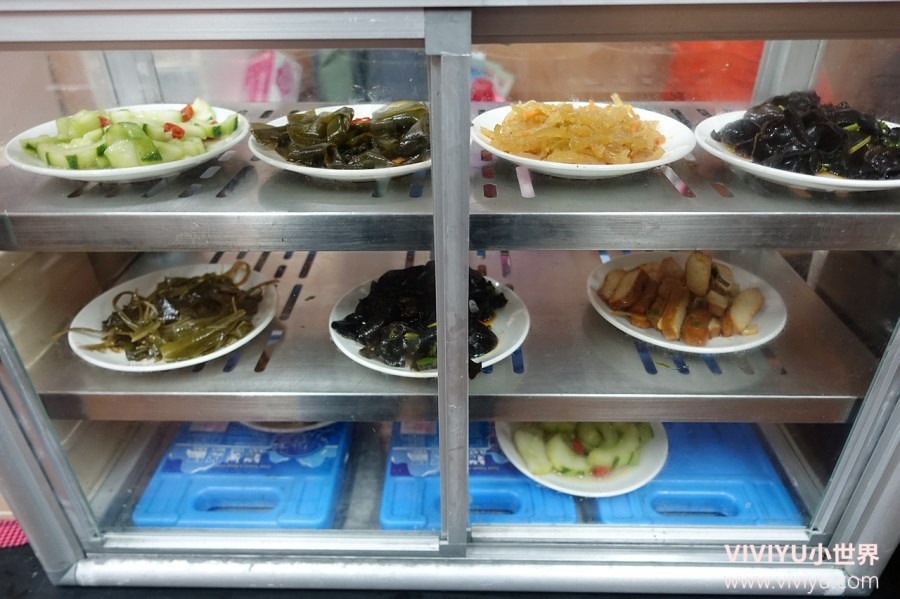 台北美食,柳州螺螄粉,桂林米粉,萬華火車站,萬華美食,酸辣粉 @VIVIYU小世界