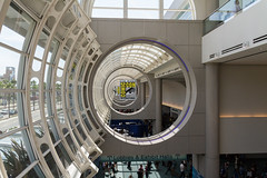 "Obligatory shot of the atrium at SDCC 2014 • <a style=""font-size:0.8em;"" href=""http://www.flickr.com/photos/33121778@N02/14631568780/"" target=""_blank"">View on Flickr</a>"