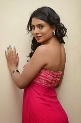 South Actress Deepika Das Hot in Pink Dress- Photos Set-6 (12)
