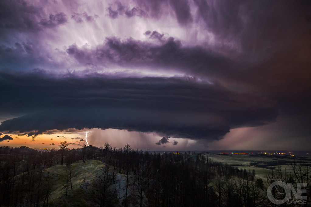 Chadron Supercell Strike