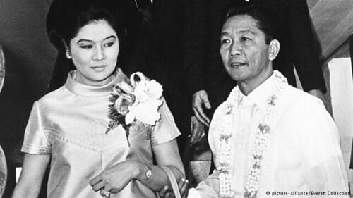 Imelda Marcos, das Filipinas