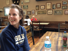 Sandy at Beer Belly Deli