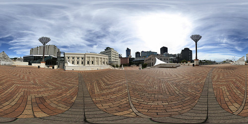 CiviqSquare Wellington - Panorama 2