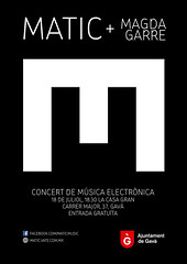 2014:18:07 MATIC + Magda Garre @ La Casa Gran