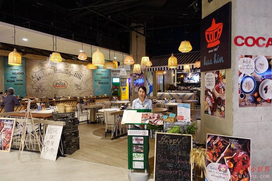 BLUPORT Hua Hin Resort Mall,泰國旅遊,泰國華欣,華欣夜市,華欣景點 @VIVIYU小世界