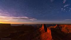 Marlboro Point @ Night - Nikon D800E & AF-S 2,8/14-24mm