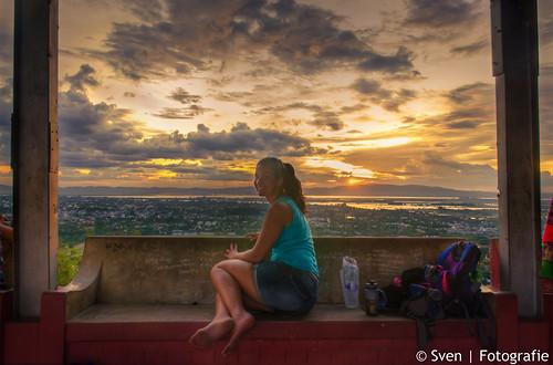 Fida op Mandalay Hill