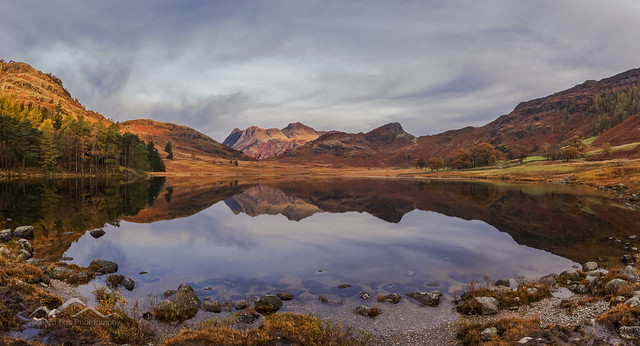 Blea Tarn Sunrise