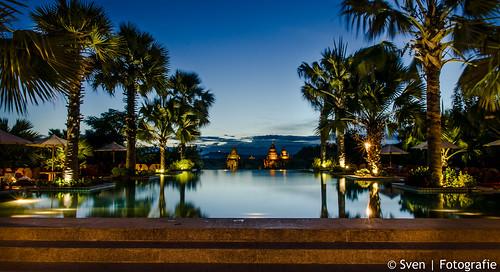 Aerum Resort @ Sunset