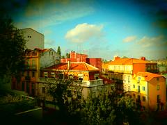 toits de Lisbonne