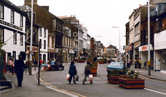 "Irvine High Street 2 1981 • <a style=""font-size:0.8em;"" href=""http://www.flickr.com/photos/36664261@N05/15046863623/"" target=""_blank"">View on Flickr</a>"