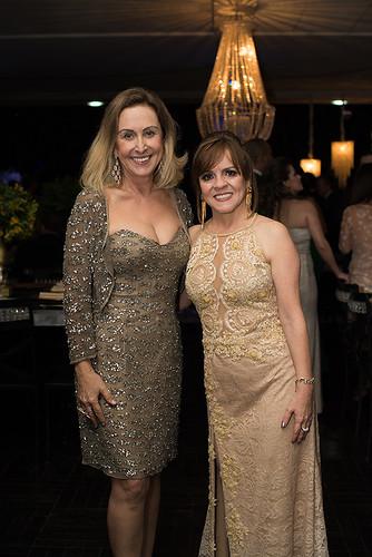 Raquel de Carvalho e Soraya da Torre