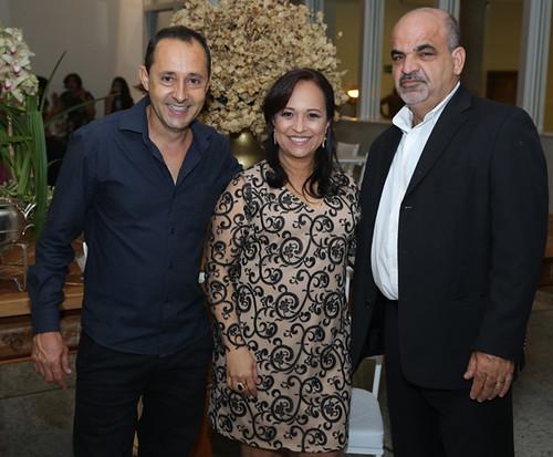 DJ Cesinha, Soraya Rolla e Admilson