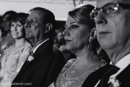 Os pais dos noivos