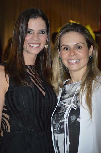 Laura Lage e Kelly Cavaglieri
