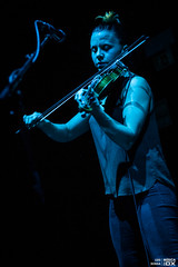 20161114 - Sarah Neufeld @ Musicbox Lisboa
