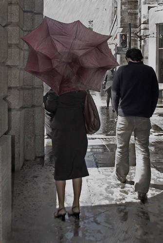 Escenas urbanas - de Luisa Lorenzo