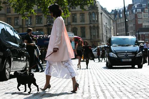 Street style: o dia 3 da LFW de verão 2016