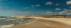 The sea, the beach and the Sky