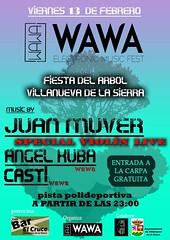 Wawa Cartel Fiesta del Árbol 2015