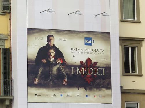 I Medici in piazza della Signoria