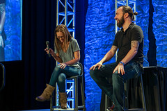 Scott Stratten and Alison Kramer keynote 30 - HighEdWeb 2015.jpg