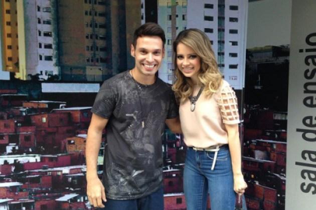 Sandy grava participação em 'I Love Paraisópolis'