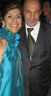 Sandra e Omar Brandão