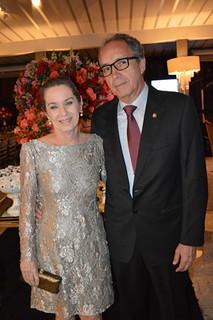 Rosane e José Maurício Nascimento