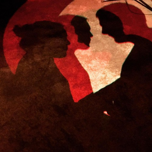Is it me? Is it You? @corinnalavida & @philoup_d #Licht & #Schatten @white.noise.stuttgart #0711 #Stuttgart