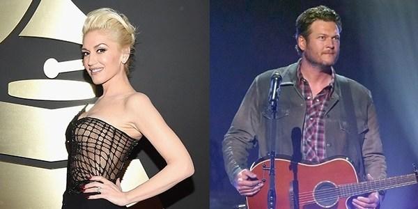 """Jurados do """"The Voice"""", Gwen Stefani e Blake Shelton estão namorando"""