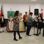 Inauguración Casal Falla Bilbao 26-11-2016