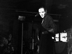"""Savages - 2015 NYC Residency, Mercury Lounge, New York City, NY 1-21-15 • <a style=""""font-size:0.8em;"""" href=""""http://www.flickr.com/photos/79463948@N07/23270464360/"""" target=""""_blank"""">View on Flickr</a>"""