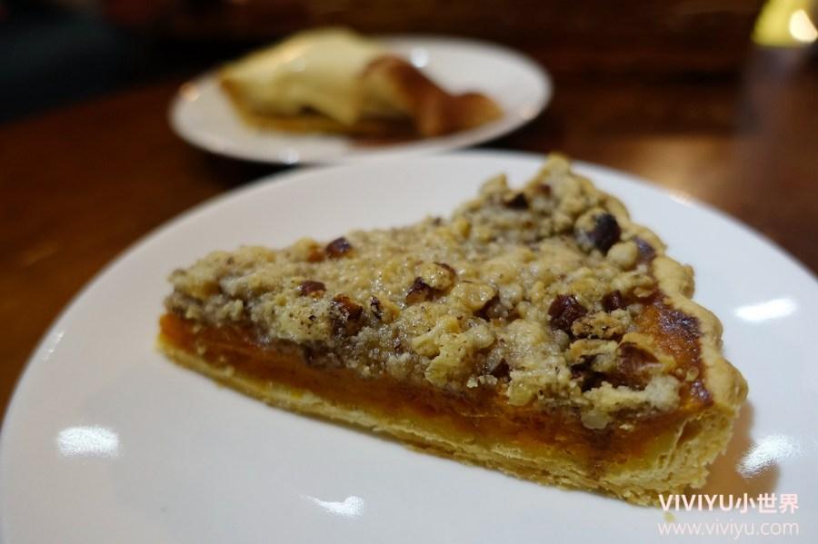 [台北.美食]Maple Maple Café👍捷運永春站旁👍~鹹派、甜派好美味.夜晚變身小酒吧 @VIVIYU小世界