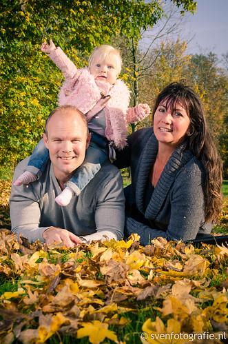 Familieshoot Jeroen, Linda & Julia