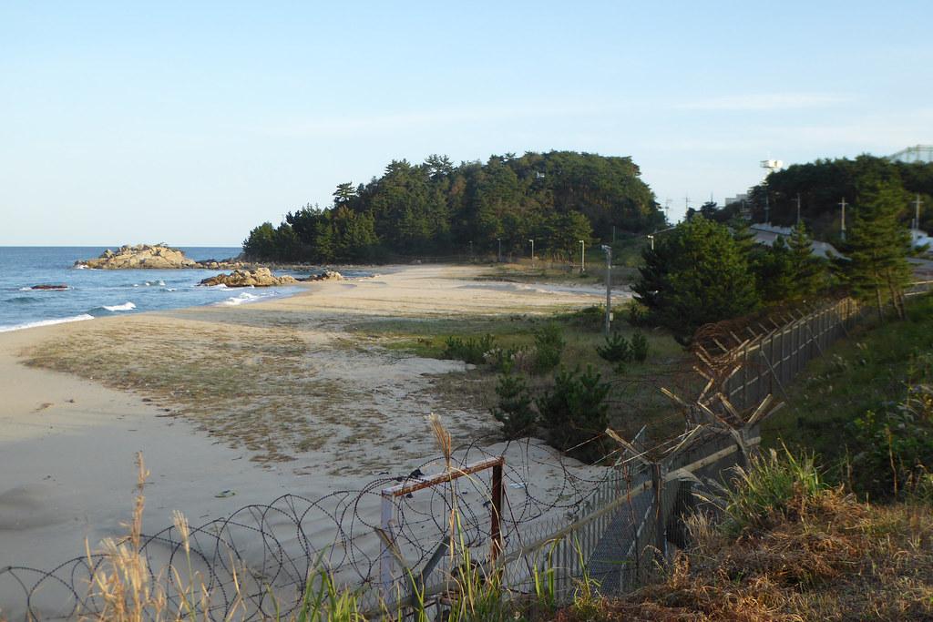 DMZ beach