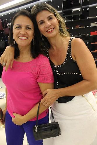 Dulcineia Cruz e Emilce