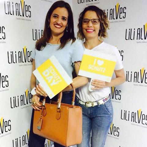 Graziella Matos e Maria Celeste