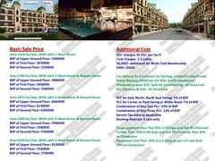 Datasheet of Celestia Royal Floors at Omaxe Mullanpur